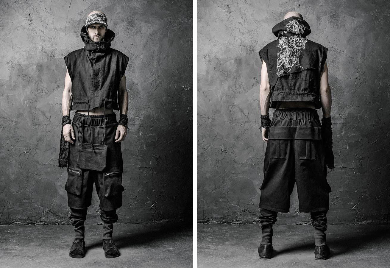 Minoar Structure mens collection lookbook (1)