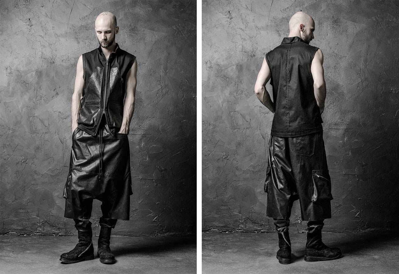 Minoar Structure mens collection lookbook (15)