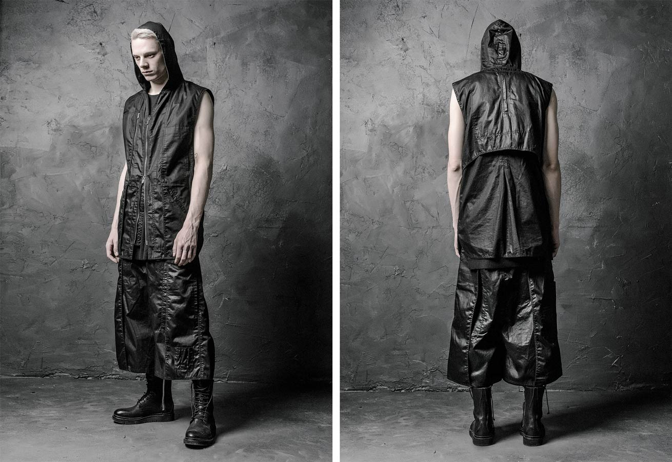 Minoar Structure mens collection lookbook (2)