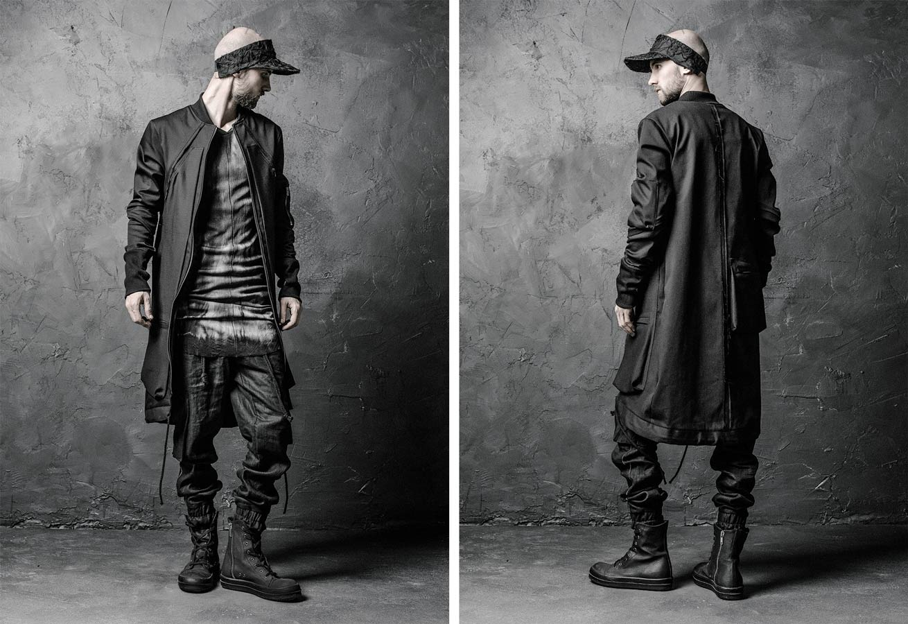 Minoar Structure mens collection lookbook (3)