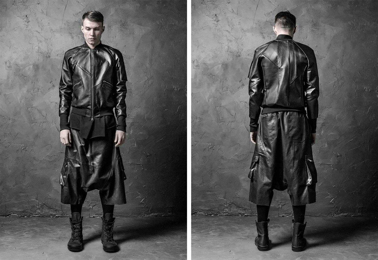 Minoar Structure mens collection lookbook (4)