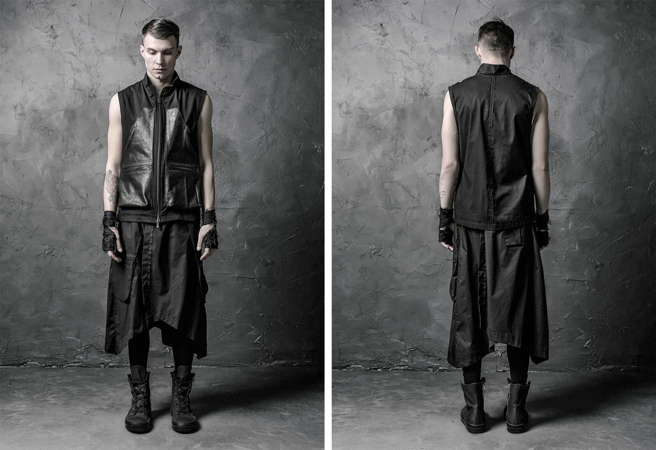 Minoar Structure mens collection lookbook (40)