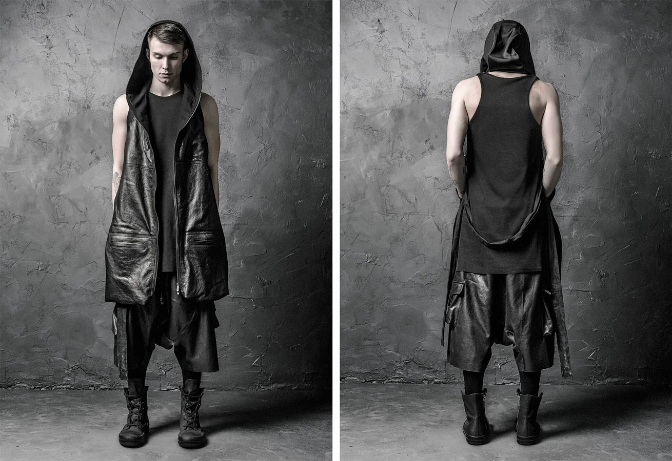 Minoar Structure mens collection lookbook (8)