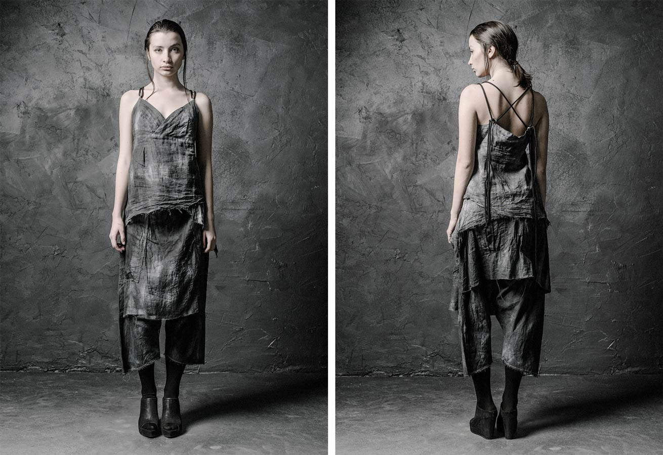 Minoar Structure womens collection lookbook (1)