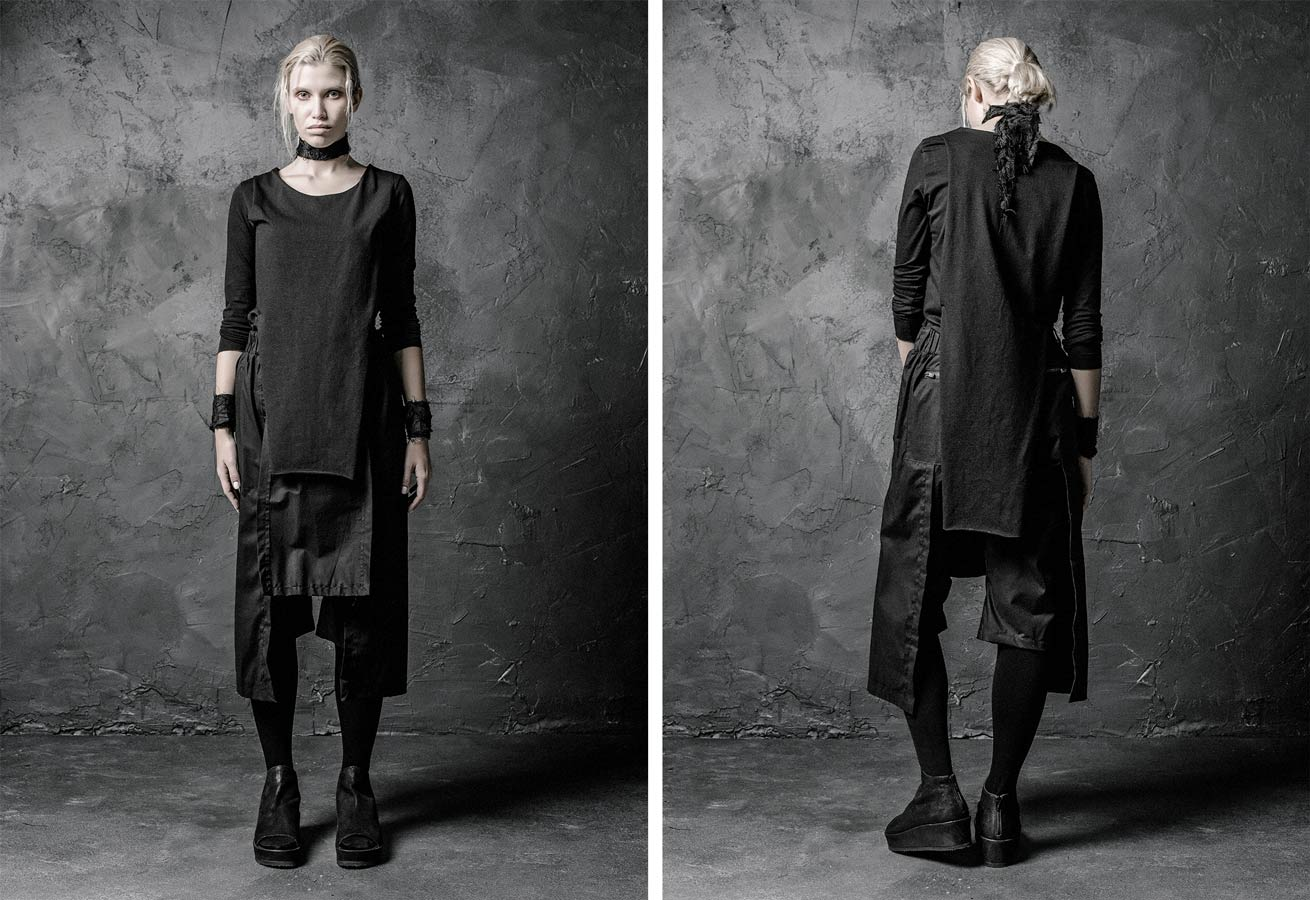 Minoar Structure womens collection lookbook (24)