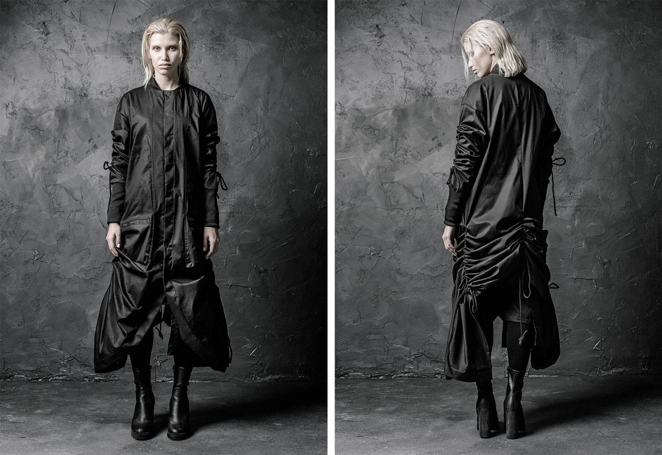 Minoar Structure womens collection lookbook (27)