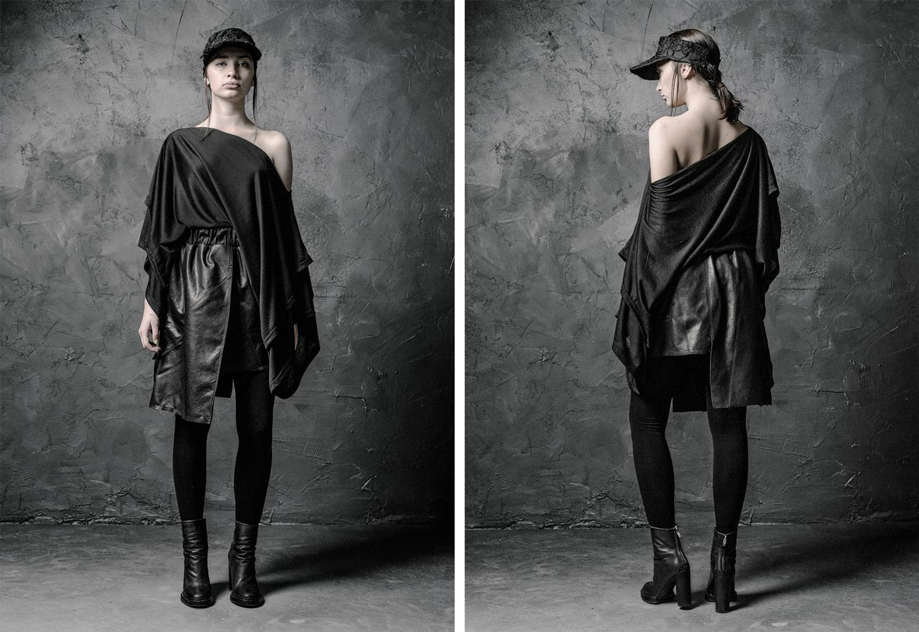Minoar Structure womens collection lookbook (3)