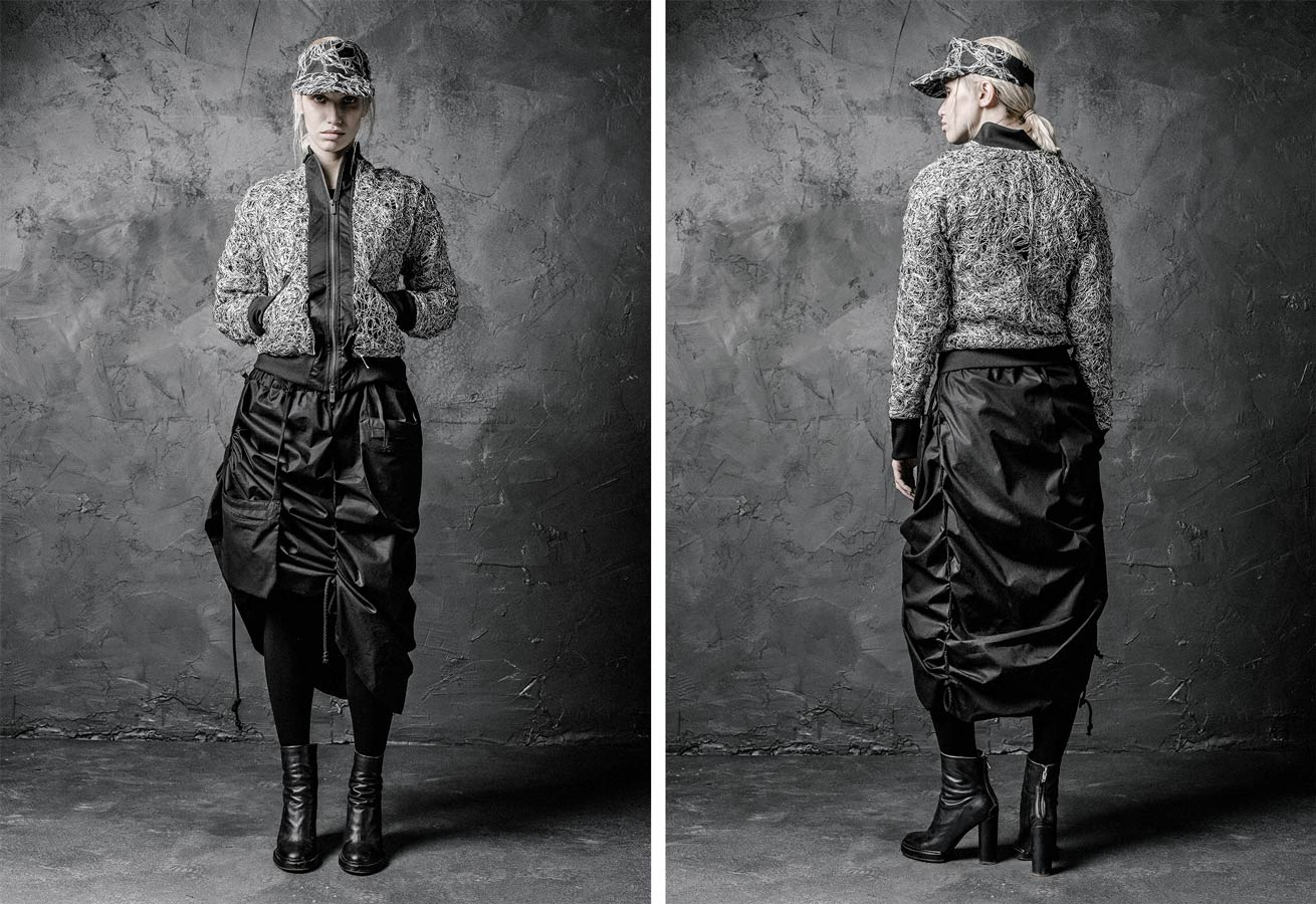 Minoar Structure womens collection lookbook (4)