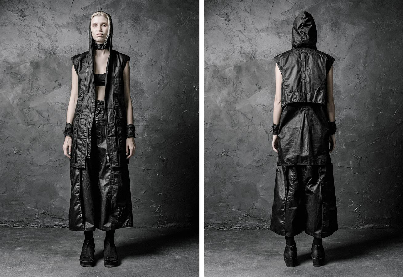 Minoar Structure womens collection lookbook (40)