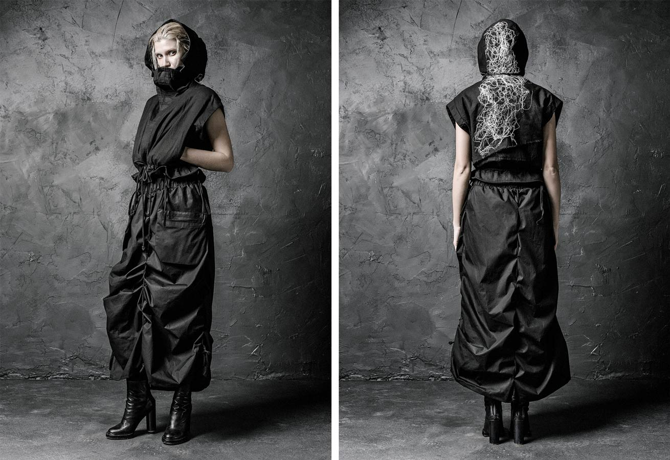 Minoar Structure womens collection lookbook (6)