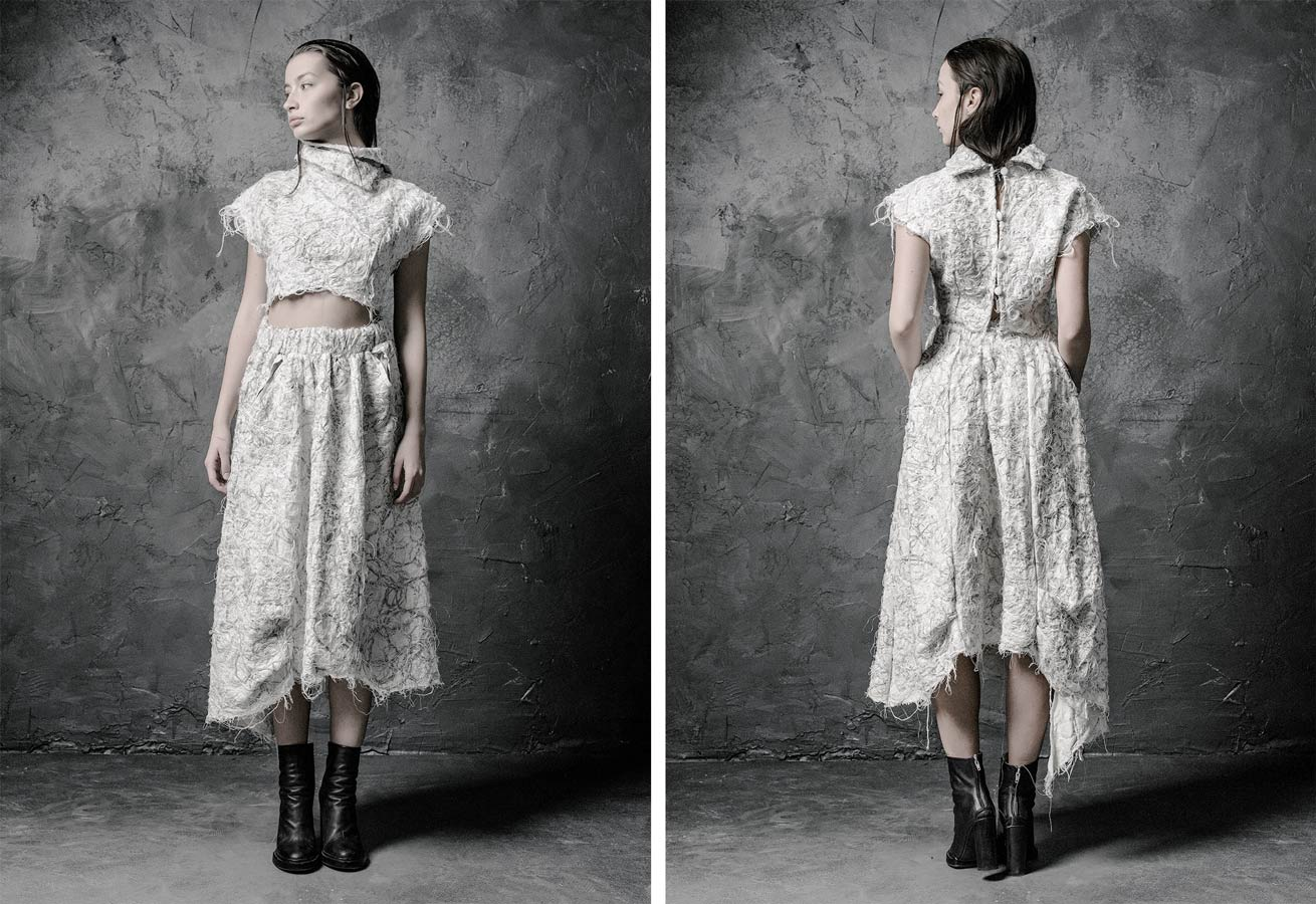 Minoar Structure womens collection lookbook (7)